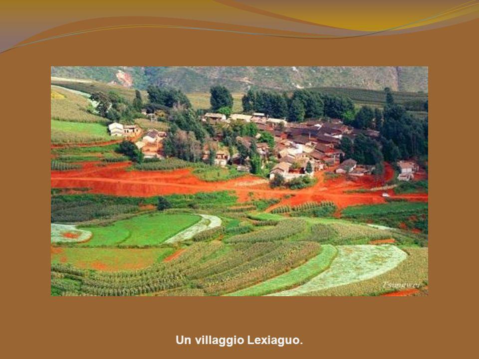 Un villaggio Lexiaguo.