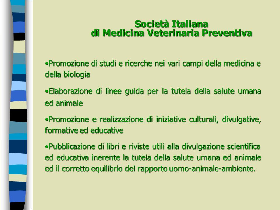 Società Italiana di Medicina Veterinaria Preventiva