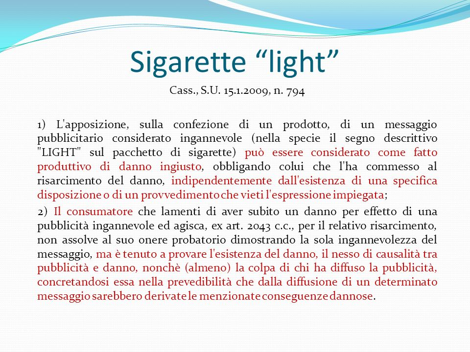 Sigarette light