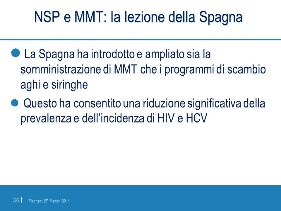 NSP e MMT: la lezione della Spagna