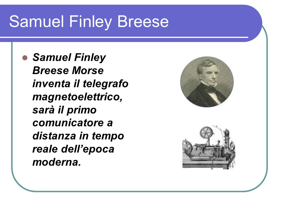 Samuel Finley Breese