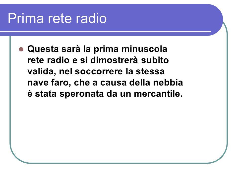 Prima rete radio