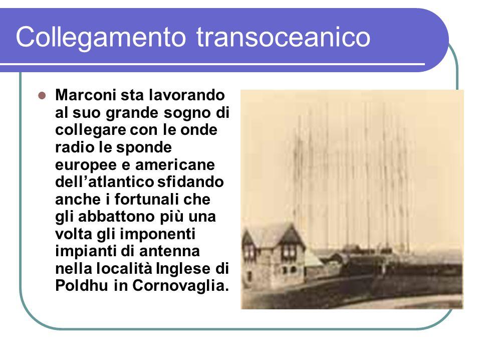 Collegamento transoceanico