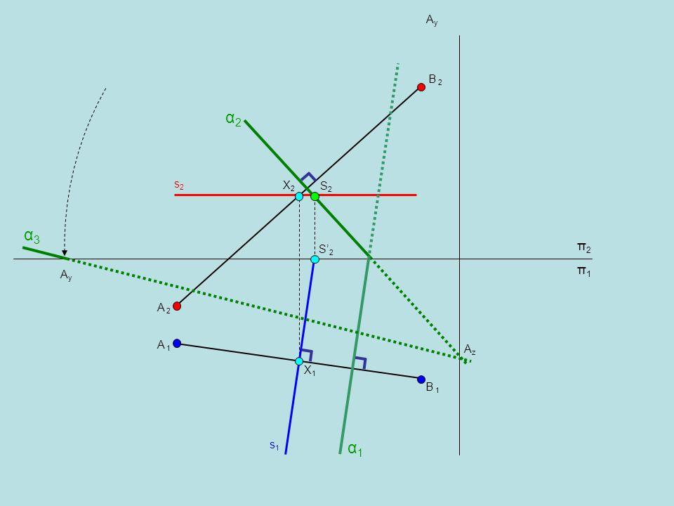Ay B 2 α2 s2 X2 S2 α3 S'2 π2 π1 Ay A 2 A 1 Az X1 B 1 s1 α1