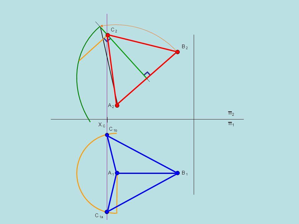 C 2 B 2 A 2 π2 π1 X C C 1b A 1 B 1 C 1a