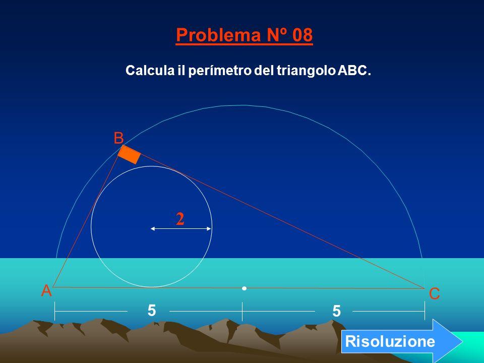 Problema Nº 08 2 B A C 5 Risoluzione