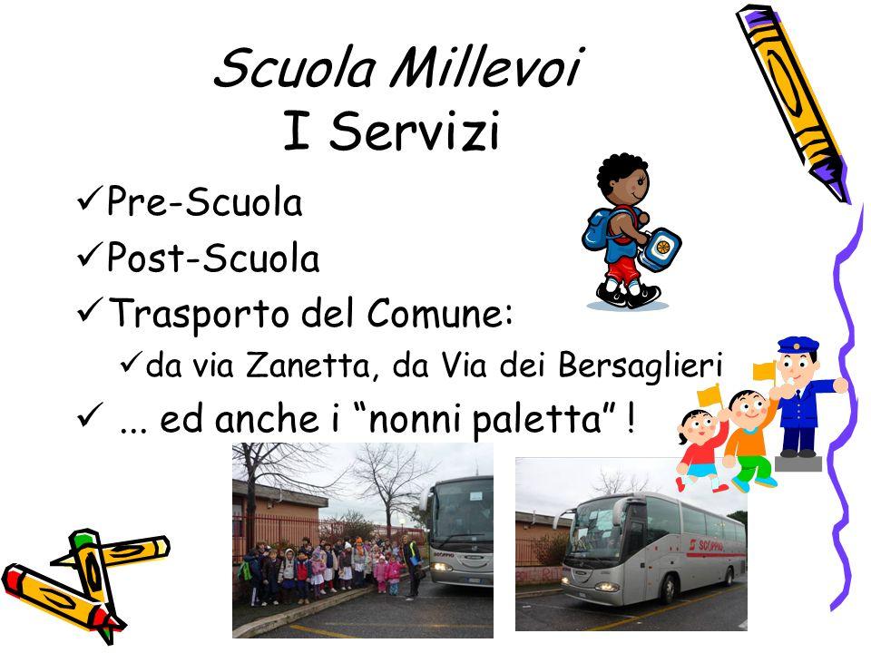 Scuola Millevoi I Servizi