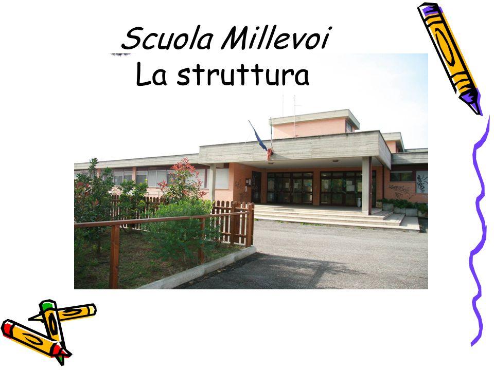 Scuola Millevoi La struttura