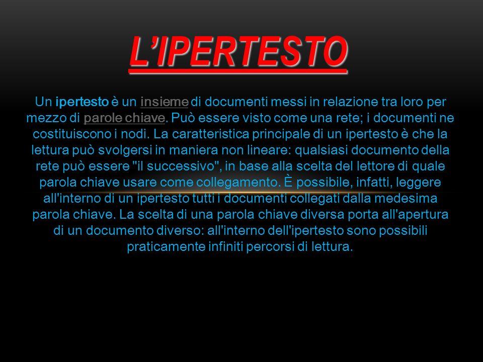 L'IPERTESTO