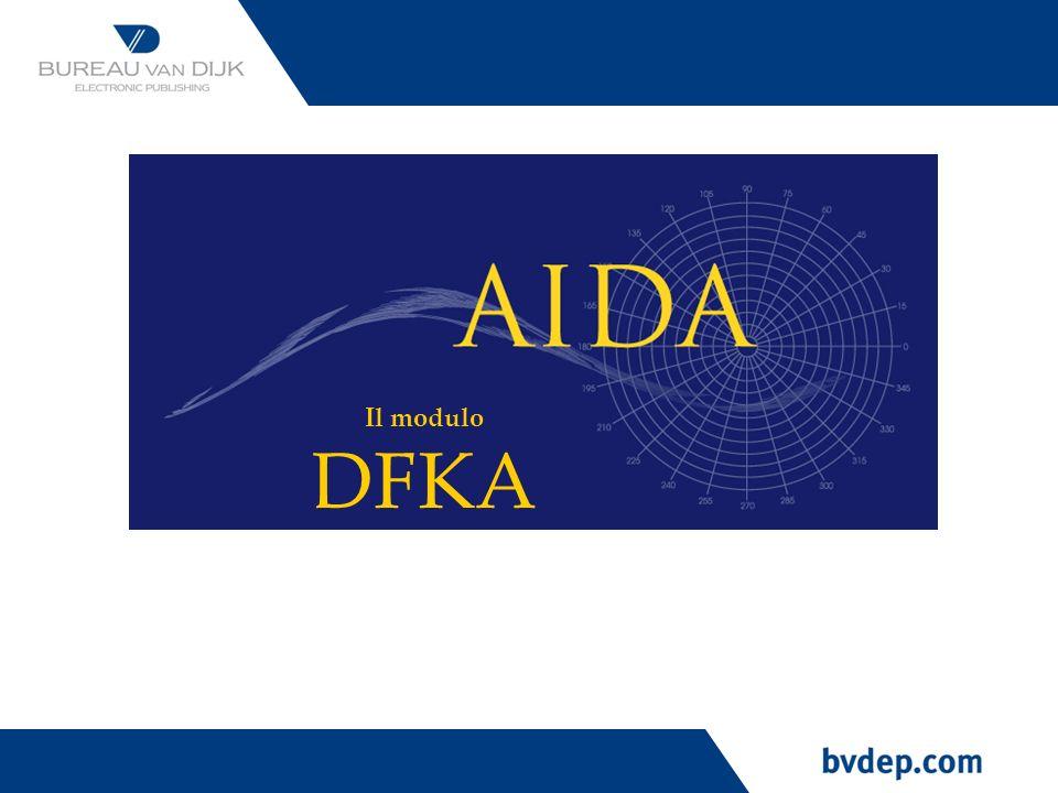 Il modulo DFKA 1