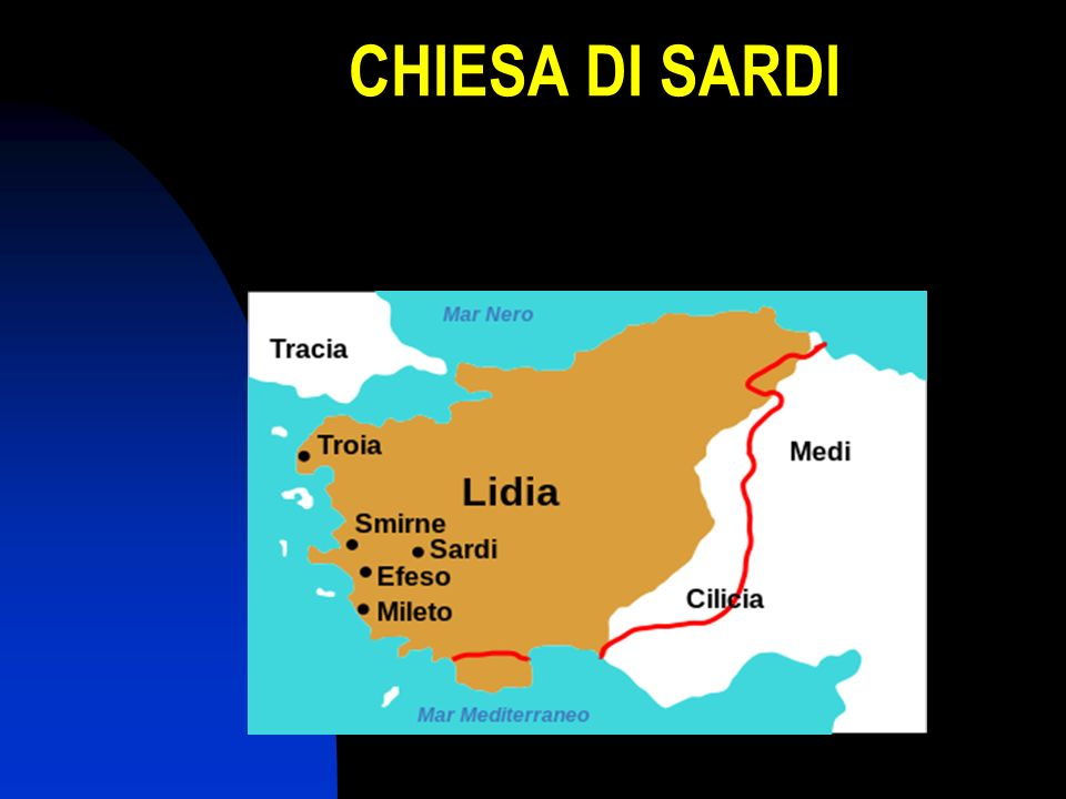 CHIESA DI SARDI