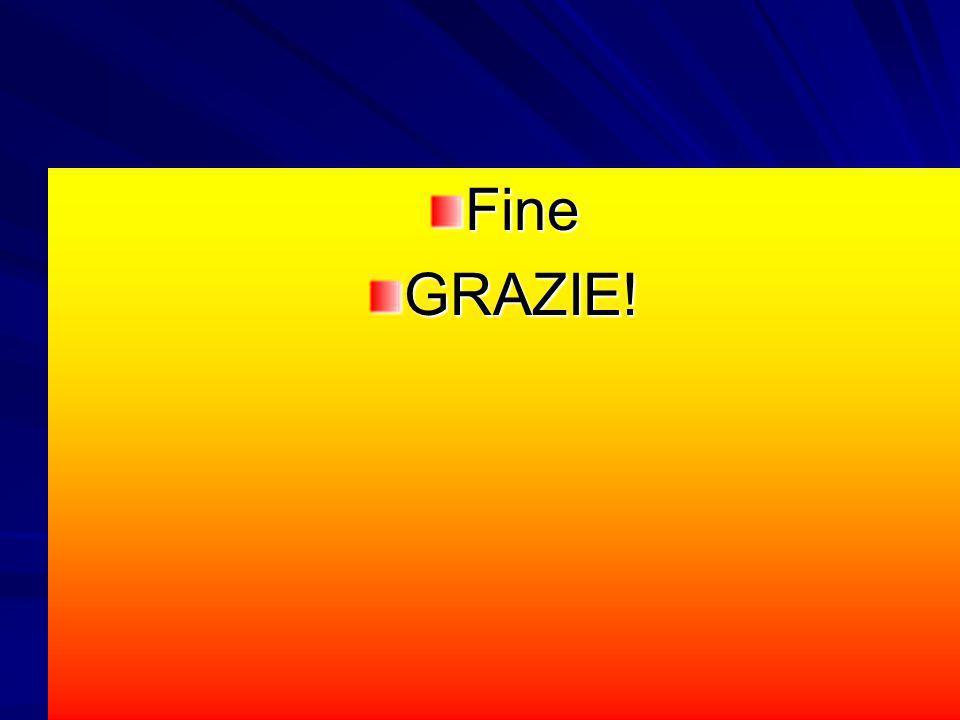 Fine GRAZIE!