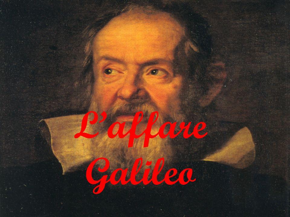 L'affare Galileo