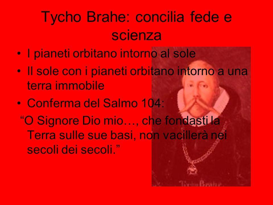 Tycho Brahe: concilia fede e scienza