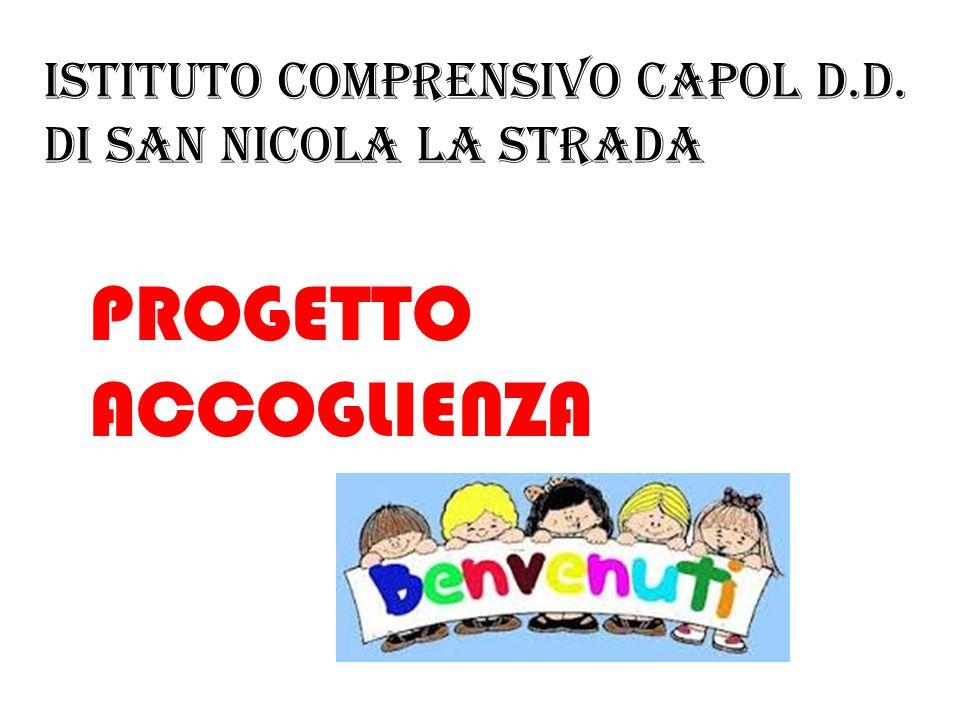 ISTITUTO COMPRENSIVO CAPOL D.D. di San Nicola LA strada