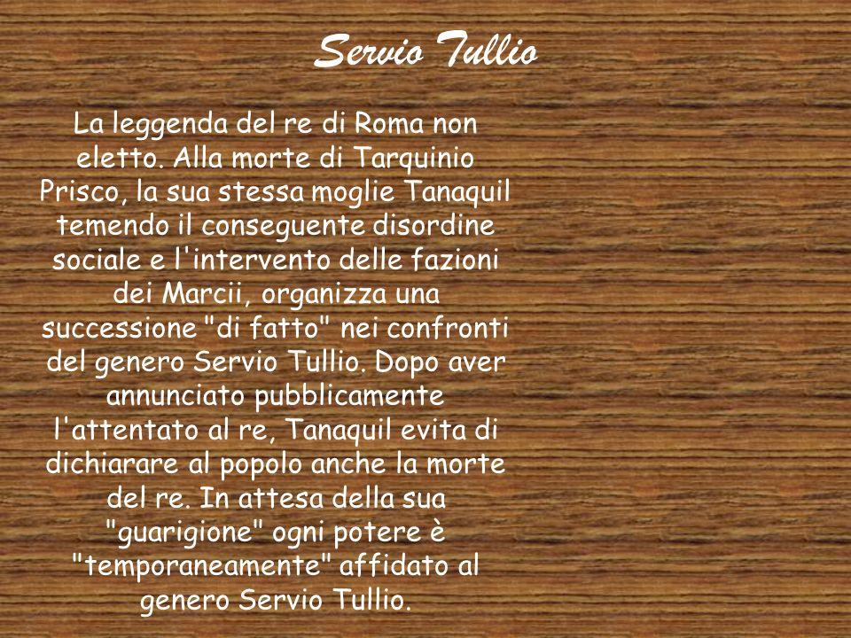 Servio Tullio