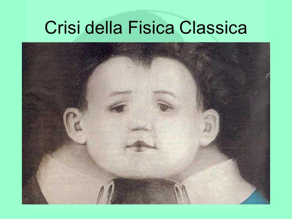Crisi della Fisica Classica
