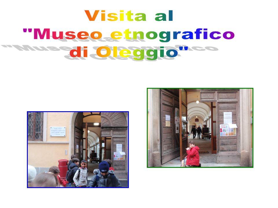 Visita al Museo etnografico di Oleggio
