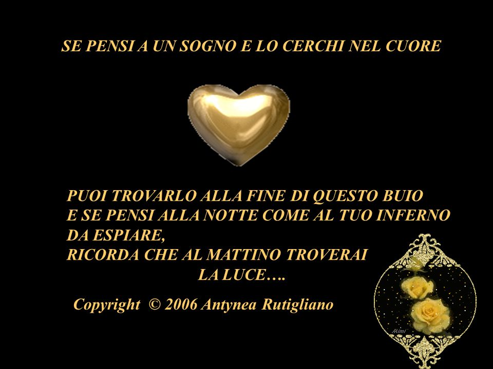 Copyright © 2006 Antynea Rutigliano