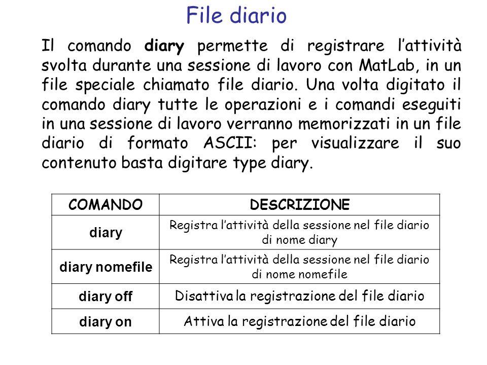 File diario