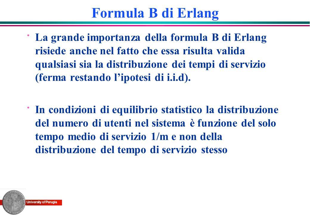 Formula B di Erlang