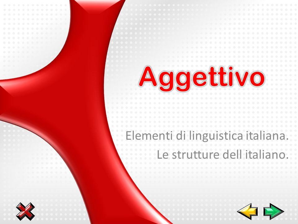elementi di linguistica italiana le strutture dell