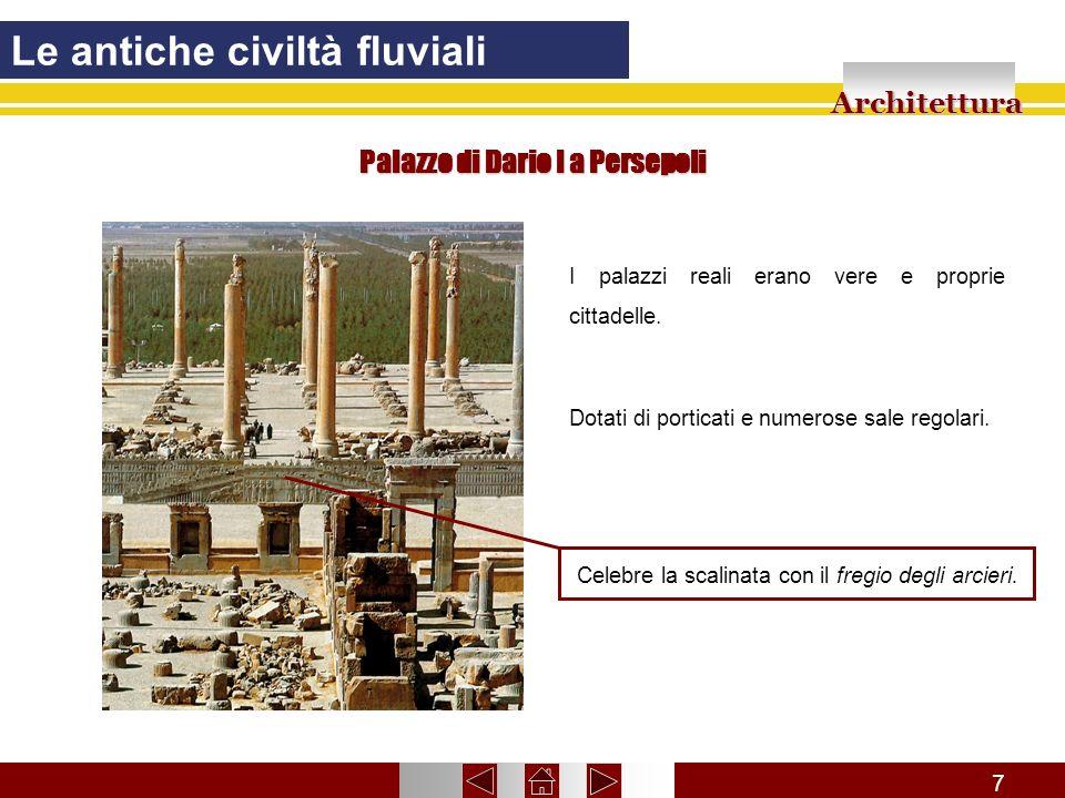 Palazzo di Dario I a Persepoli