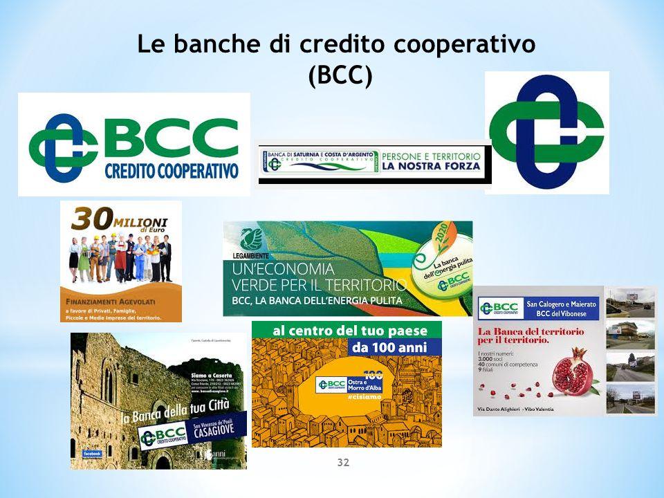 Il sistema finanziario e le banche ppt scaricare for Banche di credito cooperativo