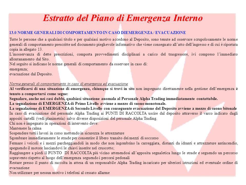 Deposito di carbonara scrivia ppt video online scaricare for Piano di deposito