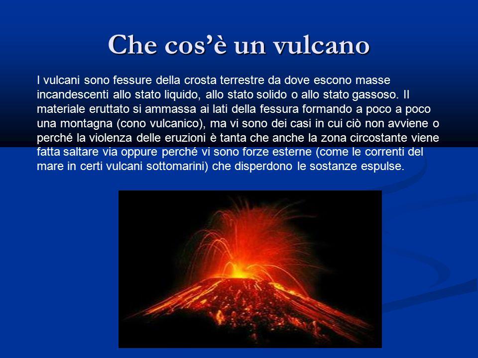 i vulcani che cos un vulcano componenti di un vulcano On cos è un seminterrato diurno