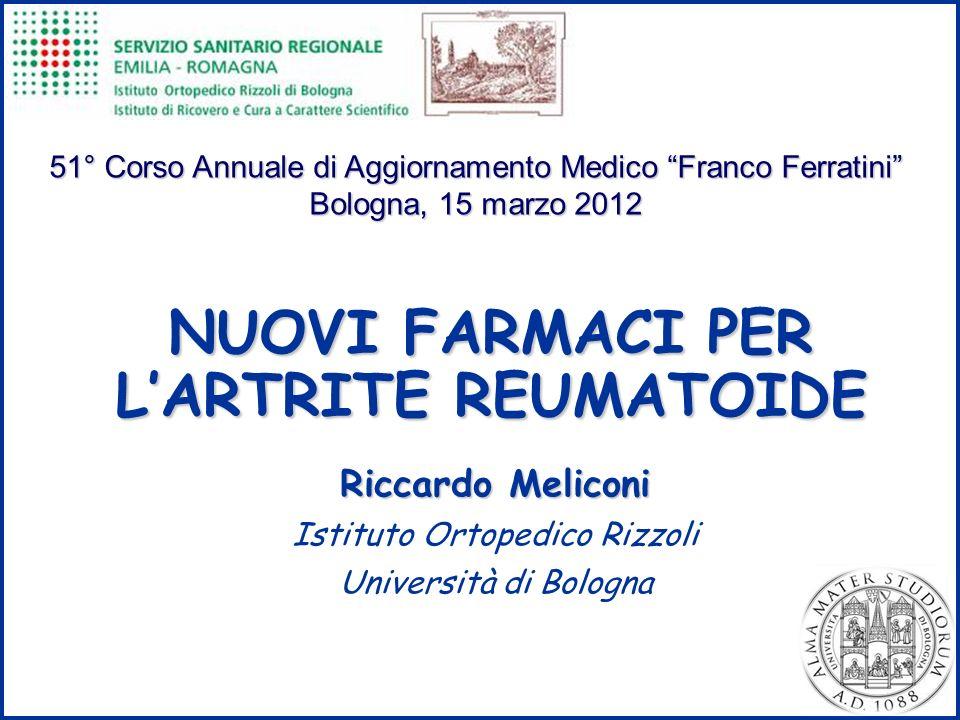 Accesso ai farmaci biologici per i pazienti con artrite reumatoide