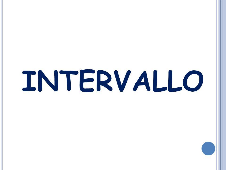 INTERVALLO