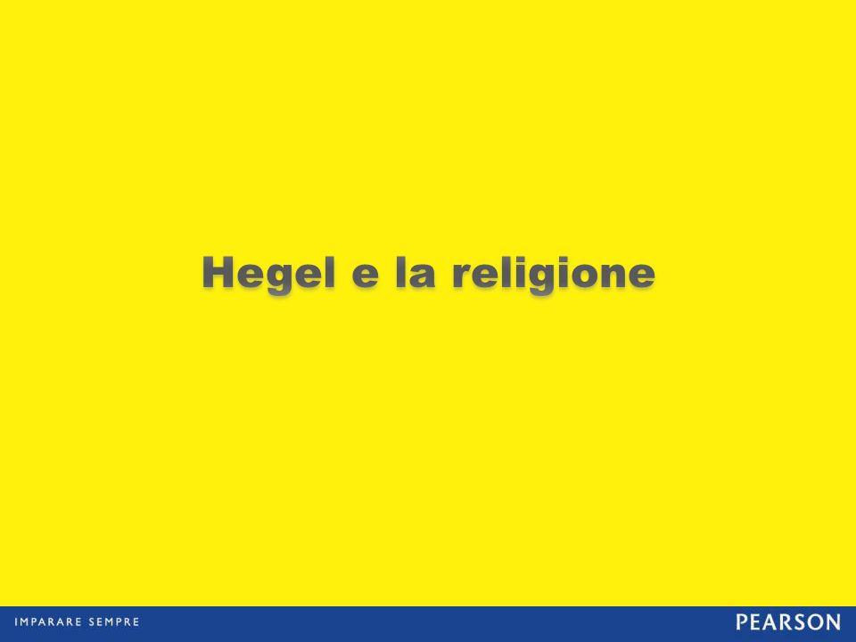 Hegel e la religione