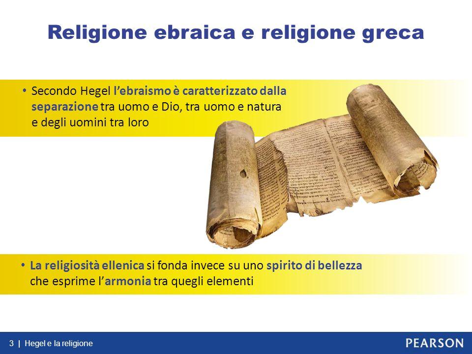 Religione ebraica e religione greca