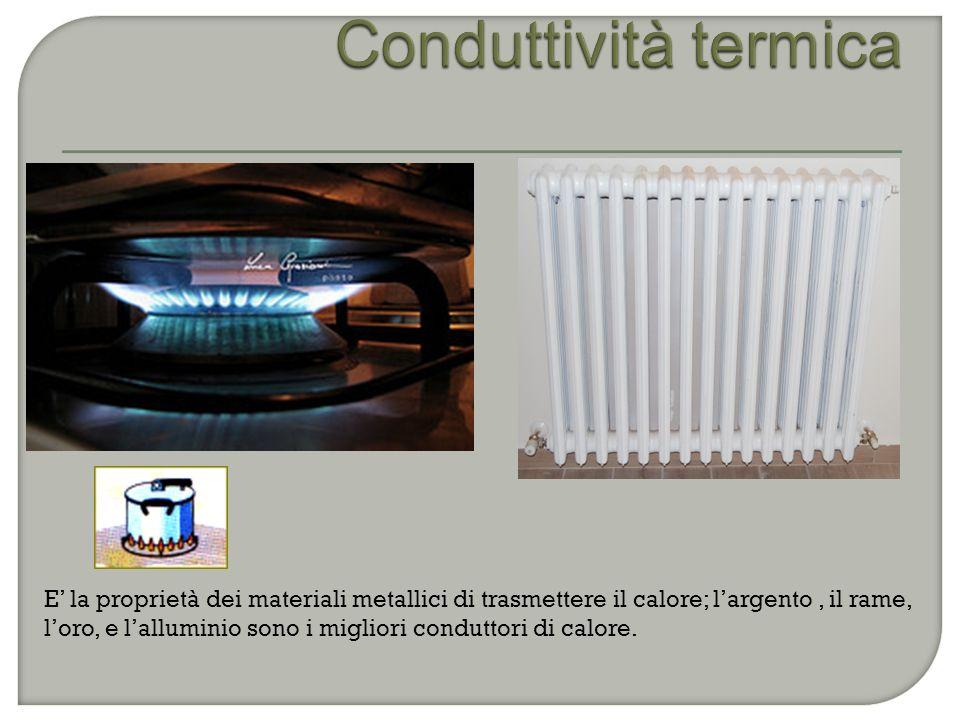 Conduttività termica