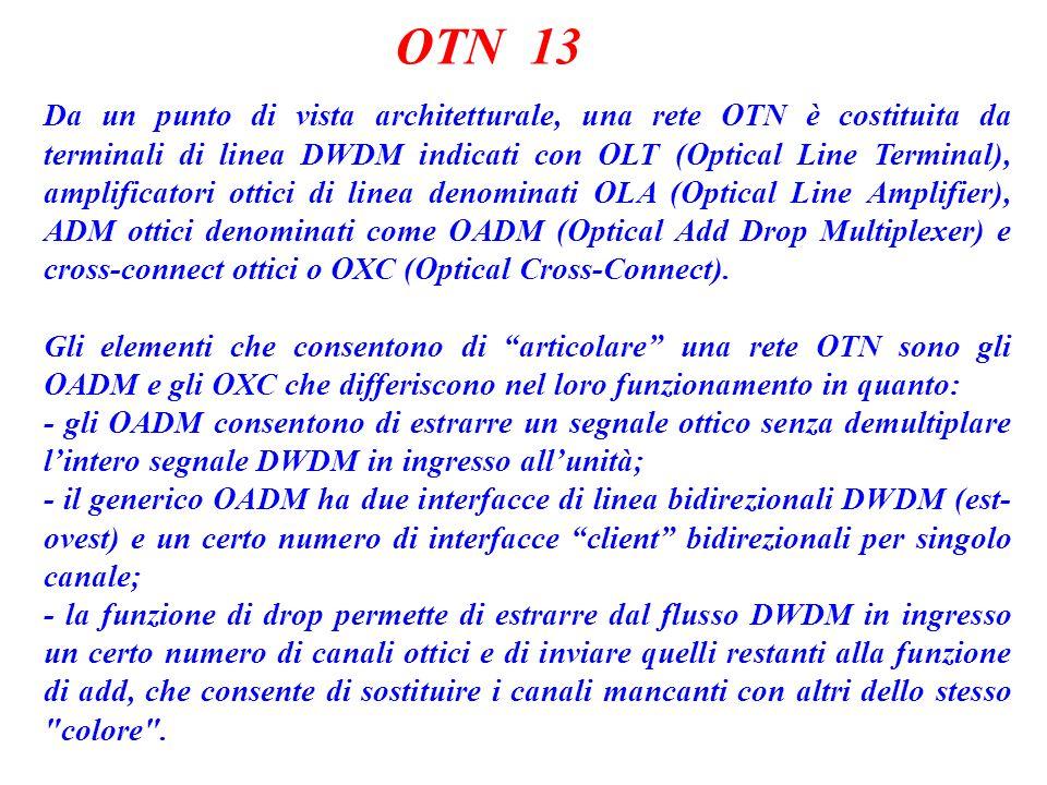 OTN 13