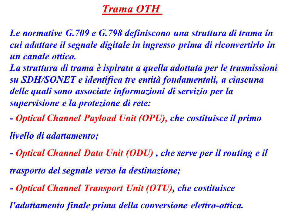 Trama OTH