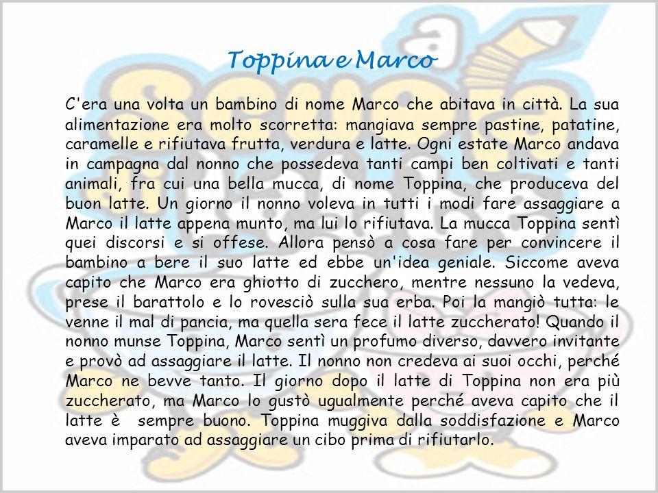 Toppina e Marco