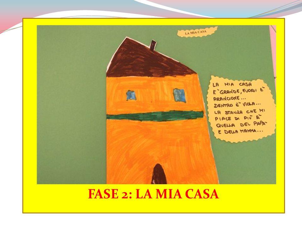 FASE 2: LA MIA CASA