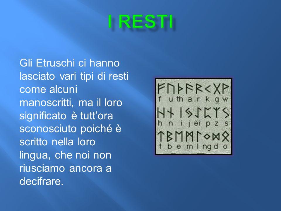 I resti