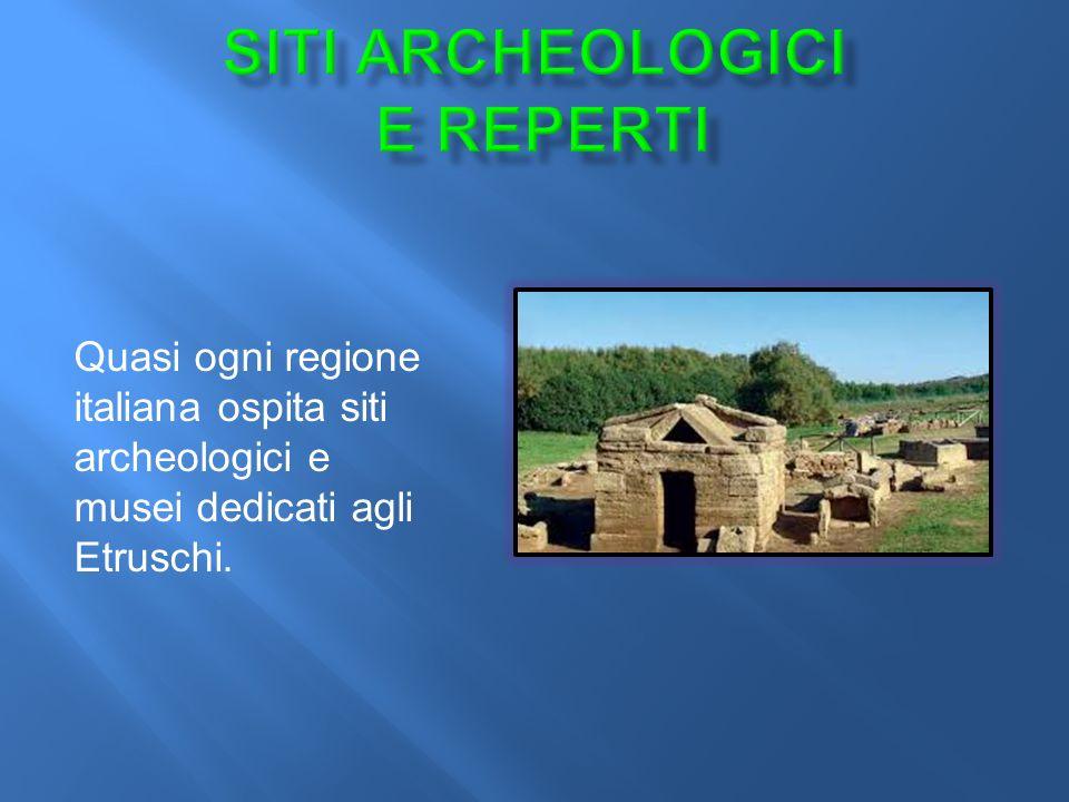 Siti archeologici e reperti
