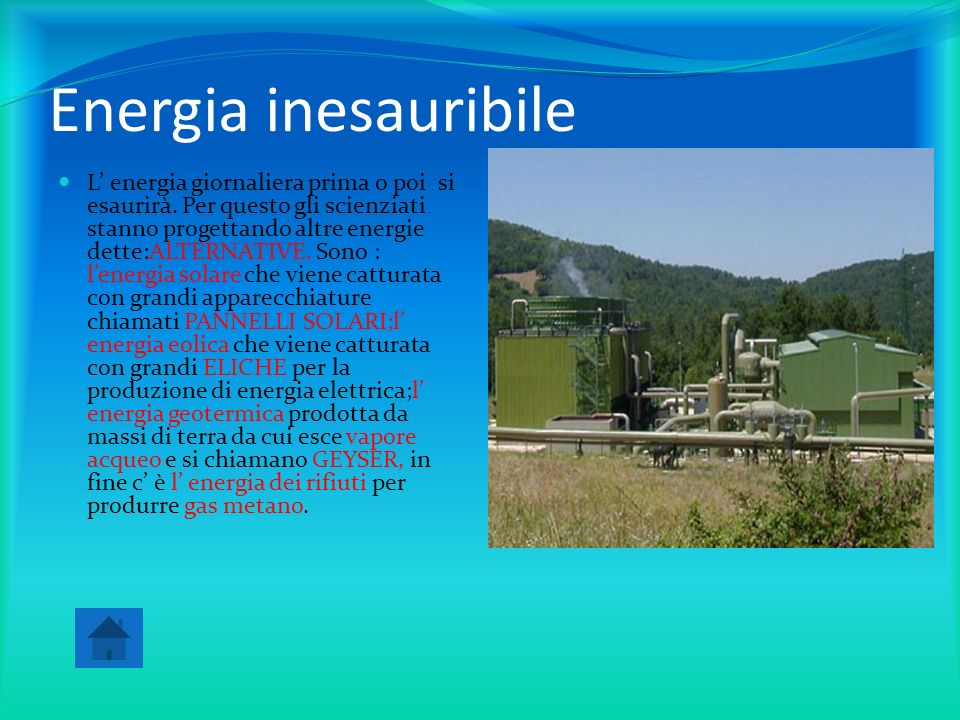 Energia inesauribile
