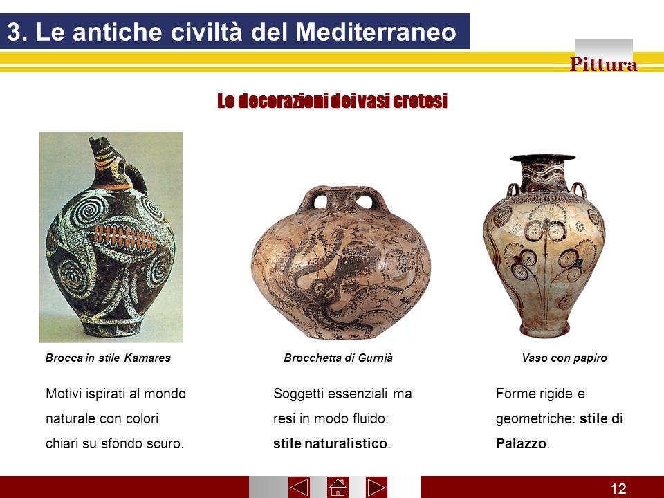 3 le antiche civilt del mediterraneo ppt video online for Piani del giroletto in stile missione
