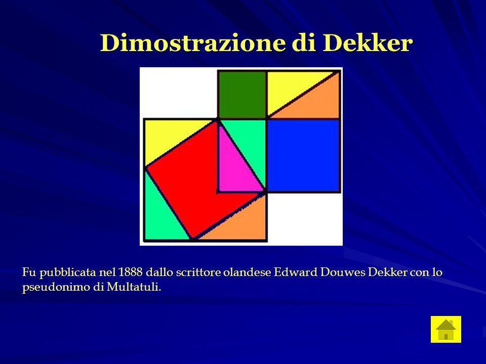 Dimostrazione di Dekker