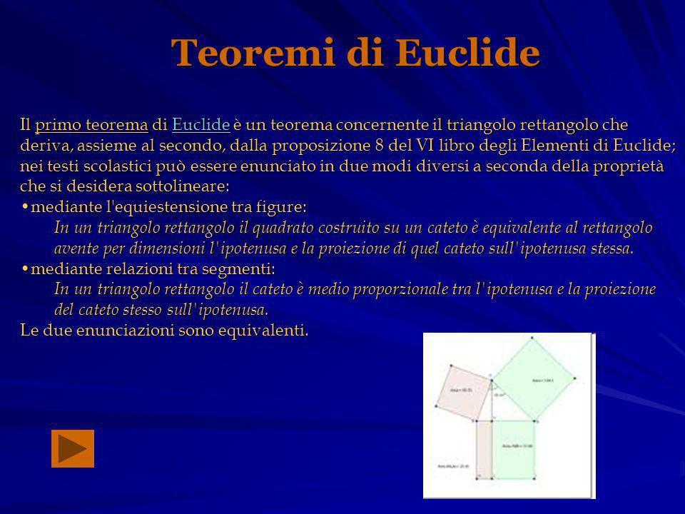 Teoremi di Euclide