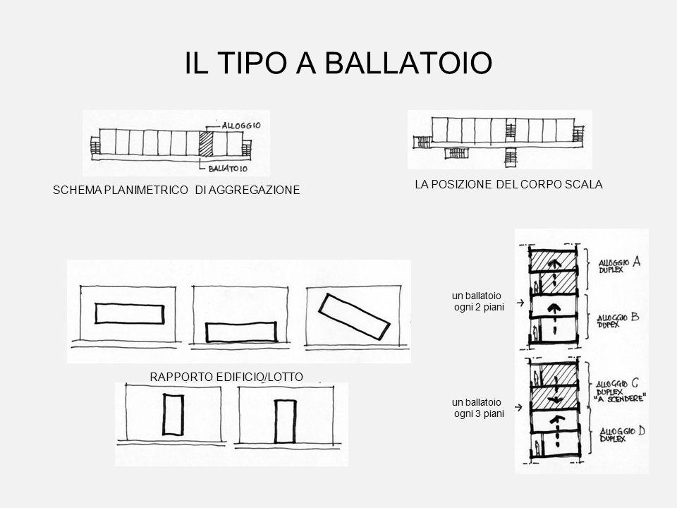 A proposito di tipologia architettonica due definizioni for Piani tipo casa castello
