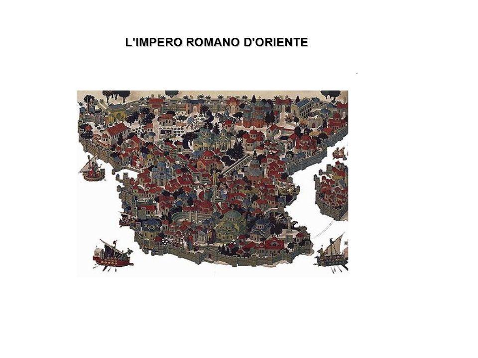 L IMPERO ROMANO D ORIENTE