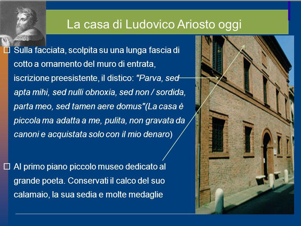 Ludovico ariosto ppt video online scaricare for Voglio progettare il mio piano casa