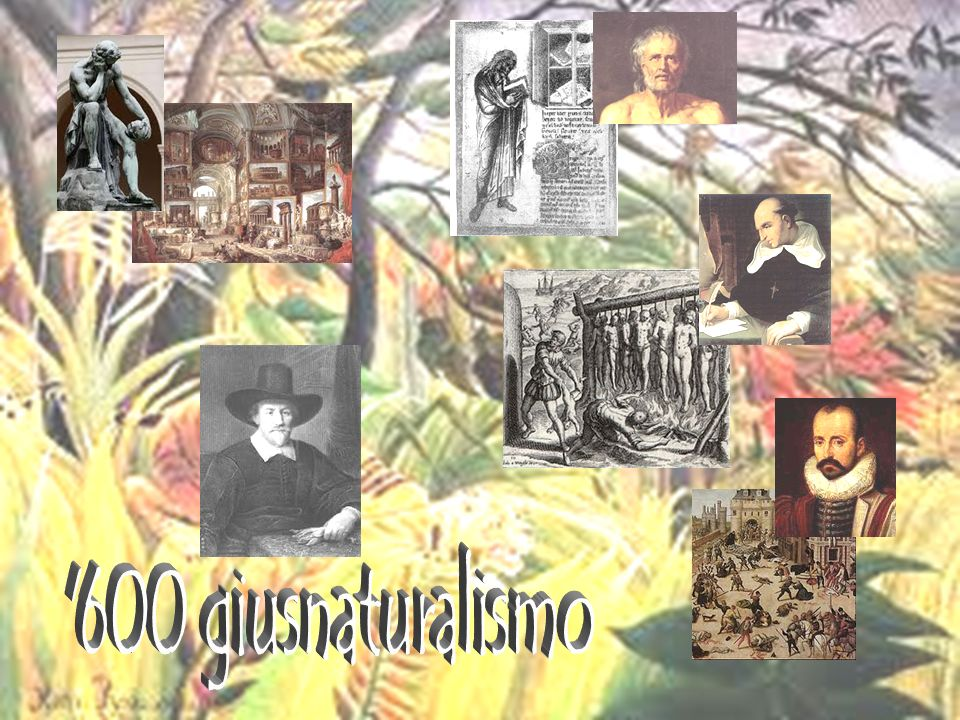 600 giusnaturalismo