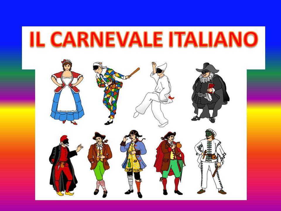 IL CARNEVALE ITALIANO